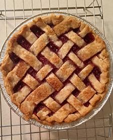 Jess Montgomery's pie