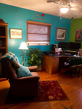 Jess Montgomery's office