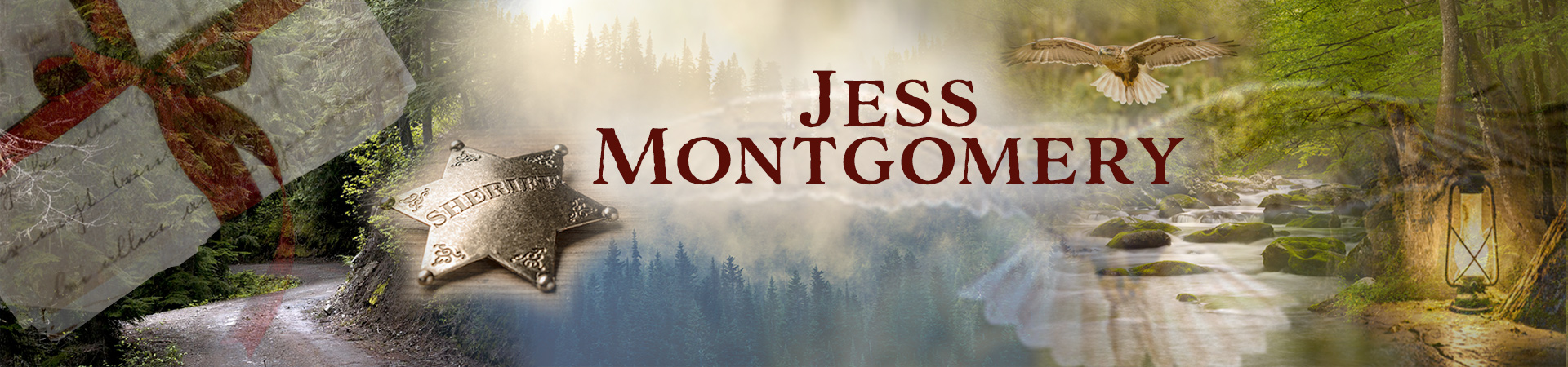 Author Jess Montgomery